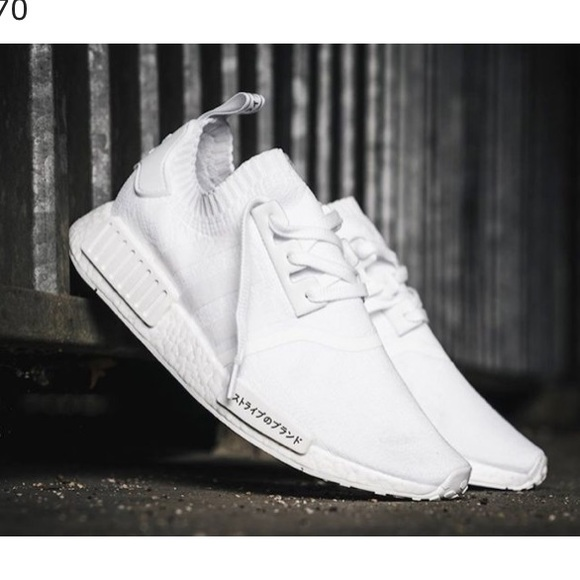 339c16956 adidas Shoes - Adidas nmd japan triple white